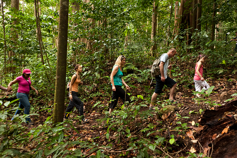St. Lucia tours - Nature tours family
