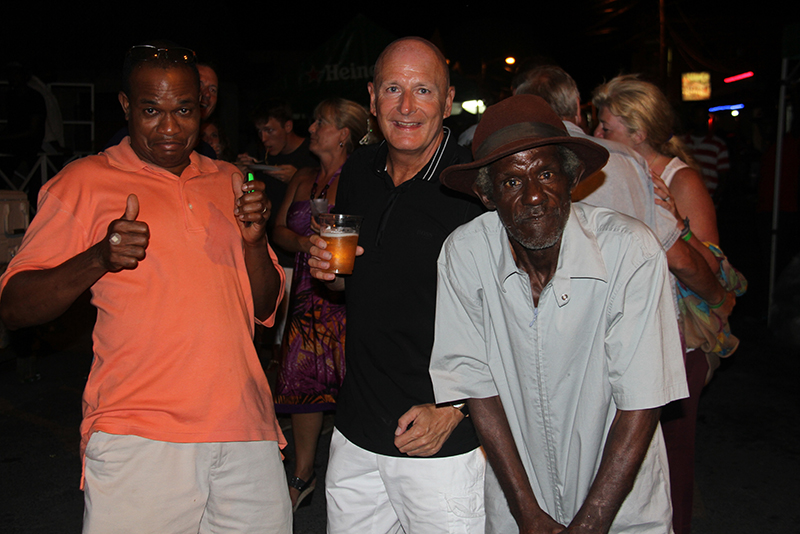 St. Lucia tours - Gros Islet Street Party Island style best