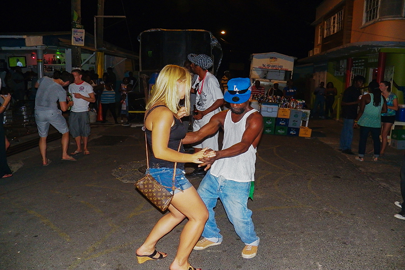 St. Lucia tours - Gros Islet Street Party Island