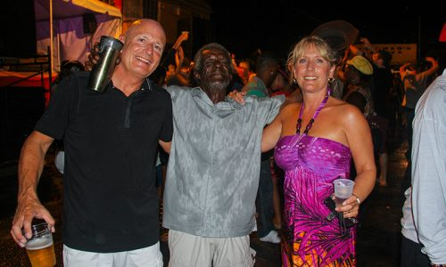 St. Lucia tours - Gros Islet Street Party