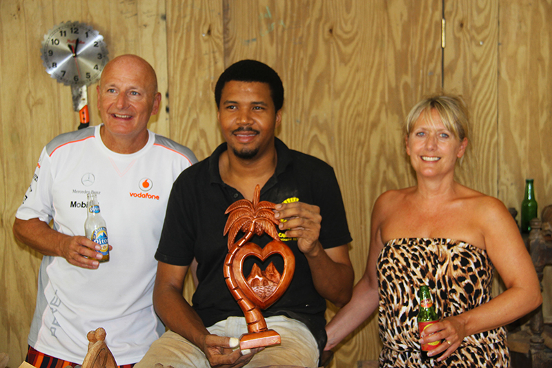 St. Lucia Tours - Local Authentic Arts and Craft Jalim Eudovic