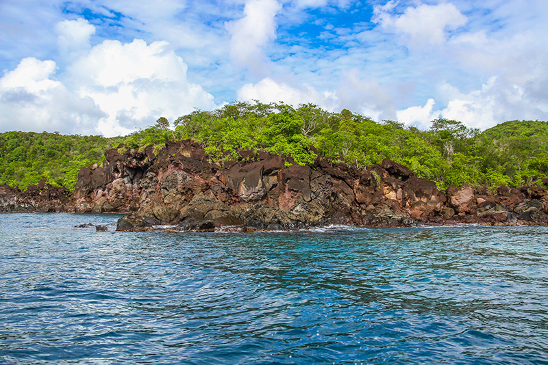 St. Lucia Tours - Scenery Amazing