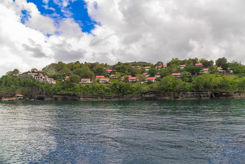 St. Lucia Private Boat Charters - Ti Kaye