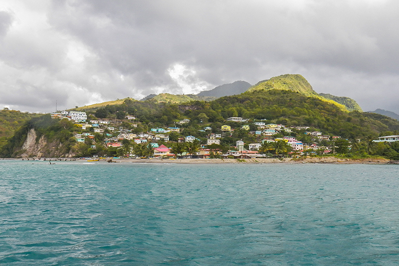 St. Lucia Private Boat Charters - Canaries Fishing Village