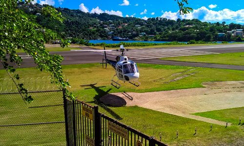 St. Lucia Tours - Helicopter Tours and Transfer