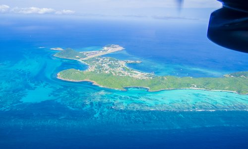 St. Lucia Tours - Grenadines Day Trip