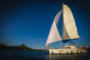 St. Lucia Private Boat Charters - Catamaran