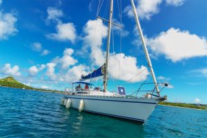 St. Lucia Sail Boat Charters - Seas the day2