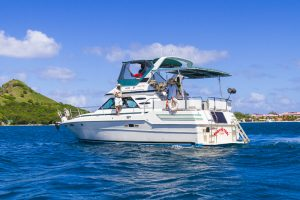 St. Lucia Private Boat Charters - Cabin Family